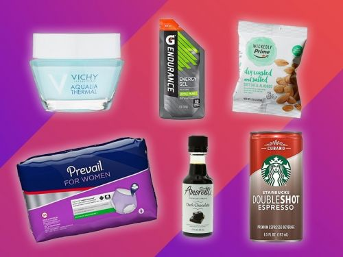 Spend $2 on an Amazon sample and get $2 back to spend on full-size products