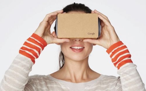 Google Cardboard VR goggles no longer sold on Google Store