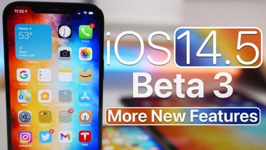 IOS 14.5 beta 3 follow up