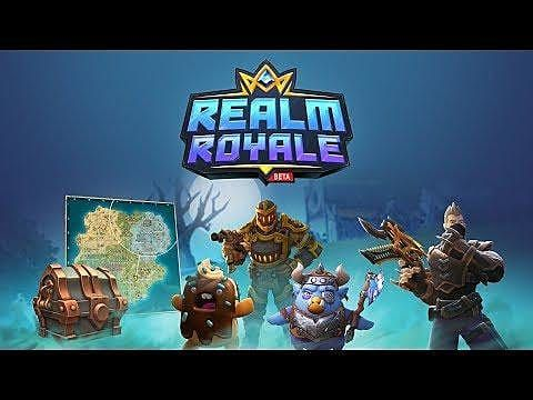 Realm Royale Gets Cross-Progression in New Update, But PS4 Players Left in the Cold
