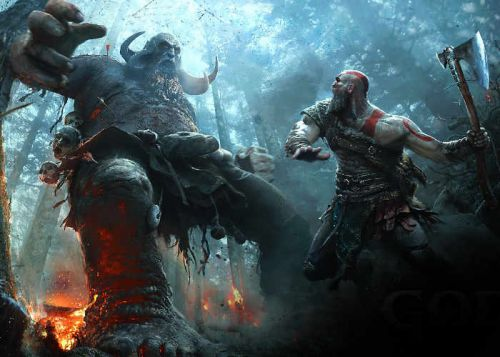 PlayStation Exclusive God of War Goes Gold