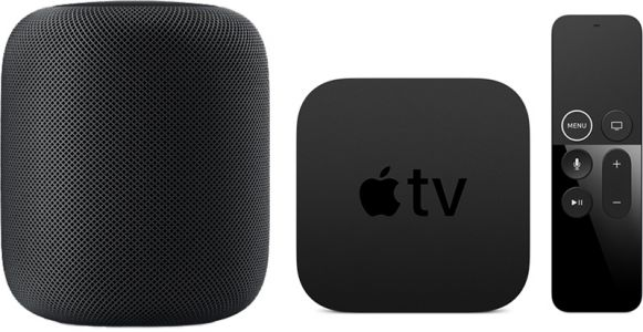 Bloomberg: Apple Working on New Apple TV With Integrated HomePod Speaker and Camera for Video Calls