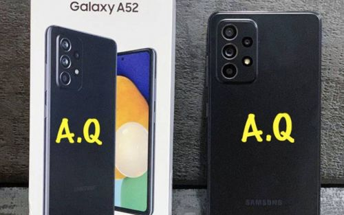 More Samsung Galaxy A52, Galaxy A72 images and details surfacing