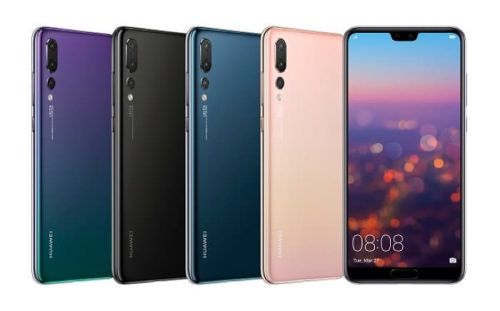 Huawei P20 And Huawei P20 Pro Smartphones Announced