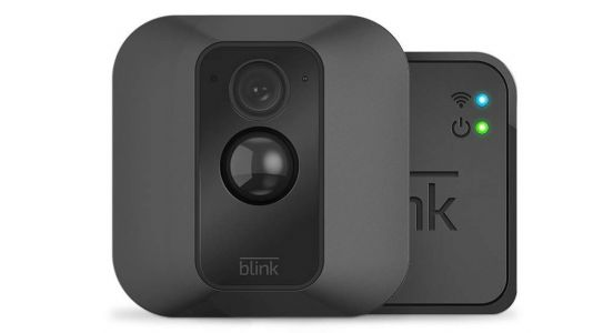 Buy a Blink XT Home Security Kit and get a free Echo Dot