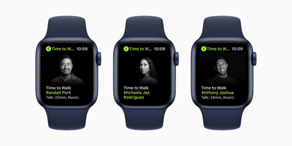Apple Fitness+ announces new Time to Walk workout series starting June 28