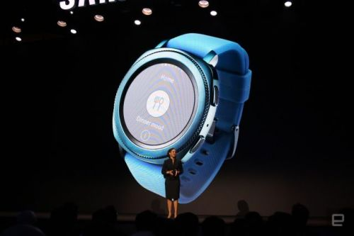Samsung Gear smartwatches will get SmartThings app this year