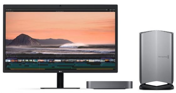 Apple Online Store Lists Blackmagic eGPU 'Pro', Available Late November for $1,199