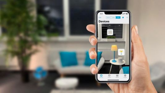 LinkDesk's Devices app for HomeKit lets you control smart accessories using ARKit
