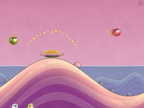Tiny Wings+ is coming to Apple Arcade on Friday, October 15