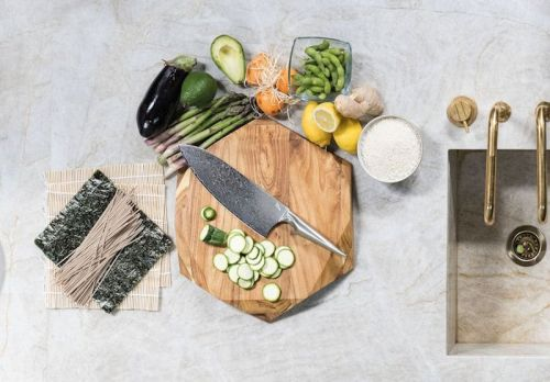 Shiroi Hana Chef Knives Will Up Your Kitchen Game