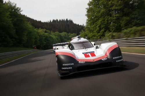 Porsche shatters the Nürburgring record we thought was unbreakable