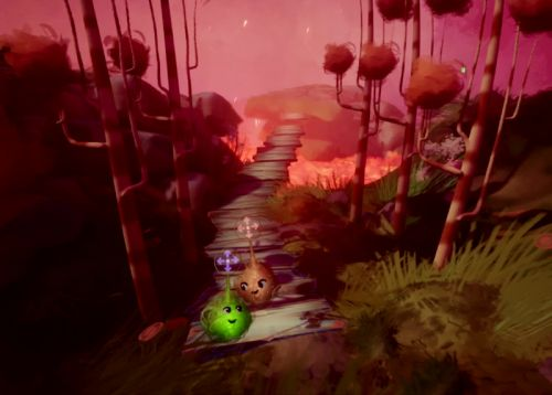 Dreams PS4 world-premiere hands-on: Finally, a good 3D take on LittleBigPlanet
