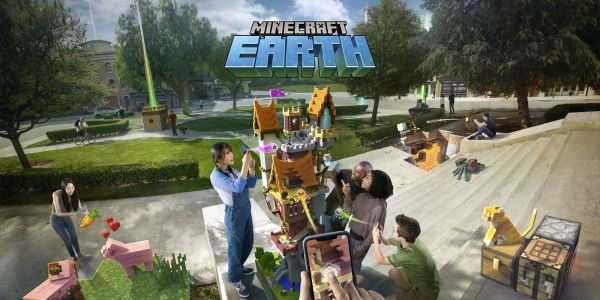 Minecraft Earth now available for Android in beta, Google Play pre-registration
