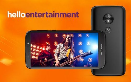 Moto E5 Play Android Go Edition Launched