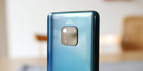 Huawei Mate 20 Pro hands-on: All the bells and whistles you could ask for