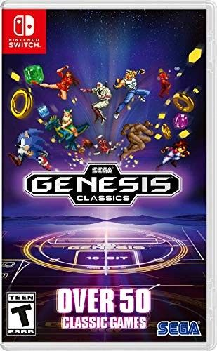 SEGA Genesis Classics Will Be Coming To The Nintendo Switch