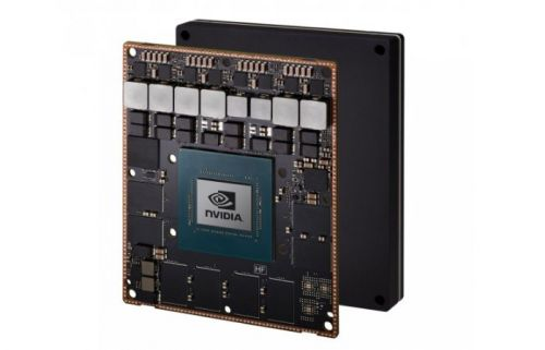 NVIDIAJetson AGX Xavier Industrial launched
