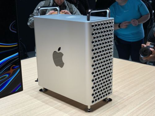You can order the Mac Pro and Pro Display XDR starting tomorrow
