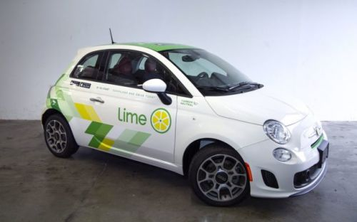 Lime's First Car-Sharing Service Launches In Seattle