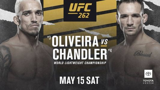 UFC 262 Will Be Available To Stream On Hulu