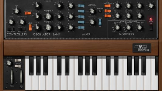Korg and Moog give away free synth apps for self-isolating musicians