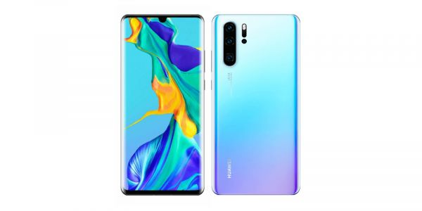 Huawei P30 Pro press renders leak, Samsung reportedly providing OLED display
