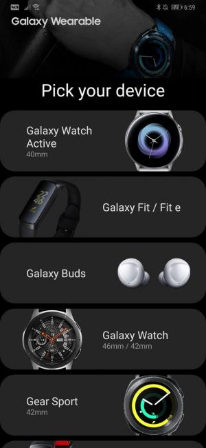 Upcoming Samsung Wearable Lineup Exposed By Leaked APK