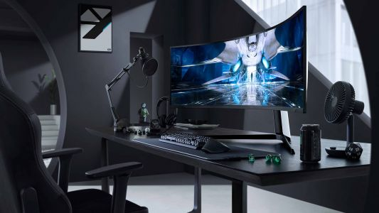 Could Samsung's new Odyssey Neo G9 be the ultimate gaming monitor?