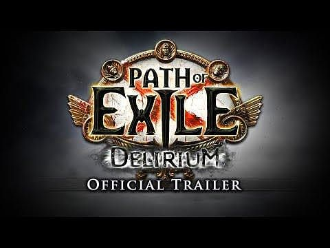 Path Of Exile's Delirium Update Bringing New Challenges, Rewards