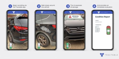 Tractable uses computer vision to accelerate insurance claims