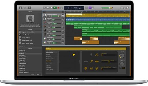 GarageBand for Mac Updated With New Drummers, Loops, Sound Effects and Free Artist Lessons