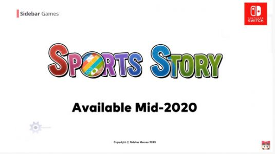 Sports Story is the sequel to Golf Story