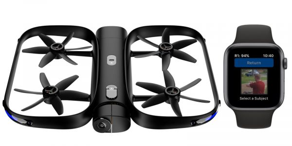 Skydio R1 autonomous drone gains Apple Watch control, now in Apple Stores