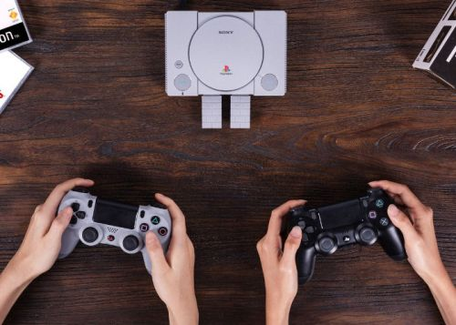 8BitDo PlayStation Classic wireless controller adapter