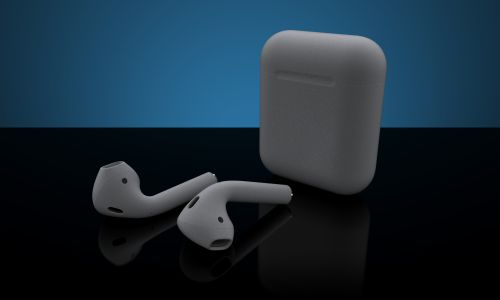 Black AirPods? Take My Money NOW!