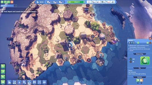 Before We Leave Review: A Peaceful City Builder with a Big But