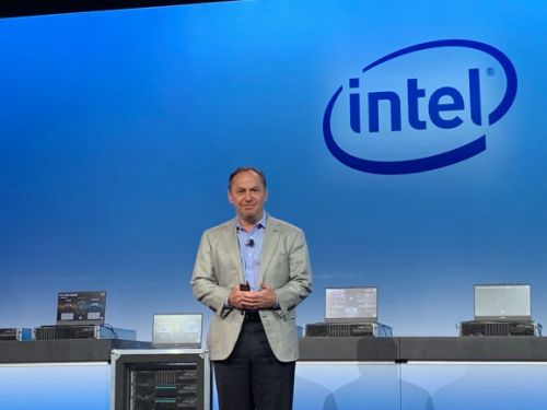 Intel's wave of 10-nanometer chips pushes it to bigger Q1 earnings
