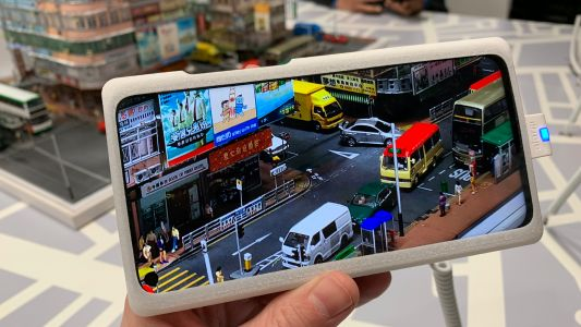 Hands on: Honor View 20 preview