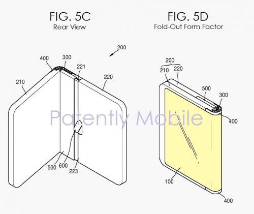 Samsung Planning An Alternate Galaxy Fold Design