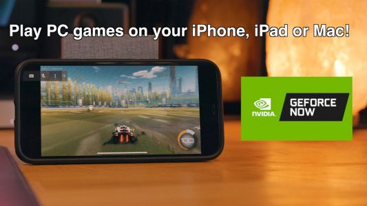 How to play PC games on Mac, iPhone, or iPad with Nvidia GeForce Now