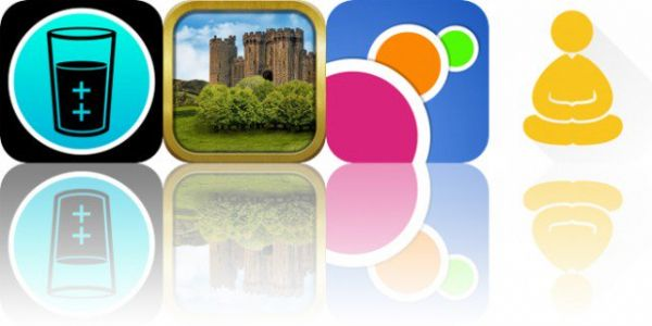 Today's Apps Gone Free: Water++, Mystery of Blackthorn Castle, Color Dots and More