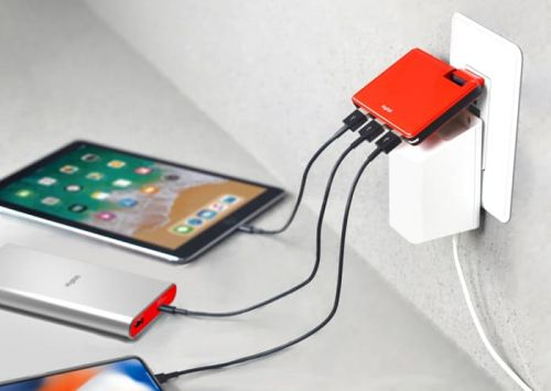 Keep Your Gadgets Charged With The VogDUO Charger Pro And Charger Go