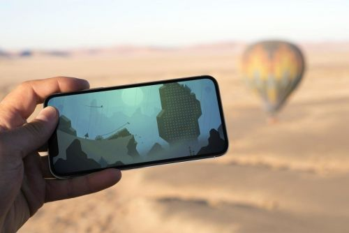 Hugely popular iPhone game Alto's Odyssey slides onto Mac