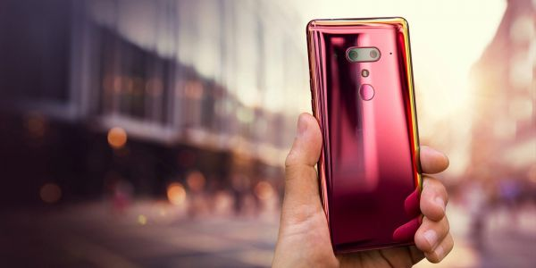 HTC U12+ picks up 'Flame Red' variant in the US, pre-orders open now for September launch