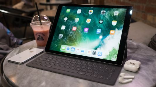 IPad Pro 2018 shown in high-quality render leak