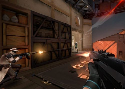Project A character-based tactical first-person shooter unveiled by Riot Games