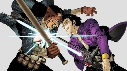 Travis Strikes Again: No More Heroes launches tomorrow! Here're the details