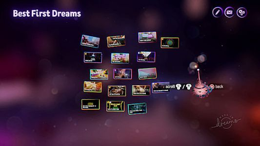Top 10 Dreams to Try First in Dreams on PS4