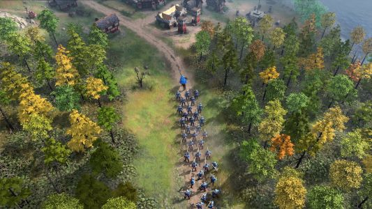 Age of Empires 4 release date announced for October 2021